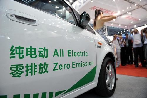 Electric vehicle China