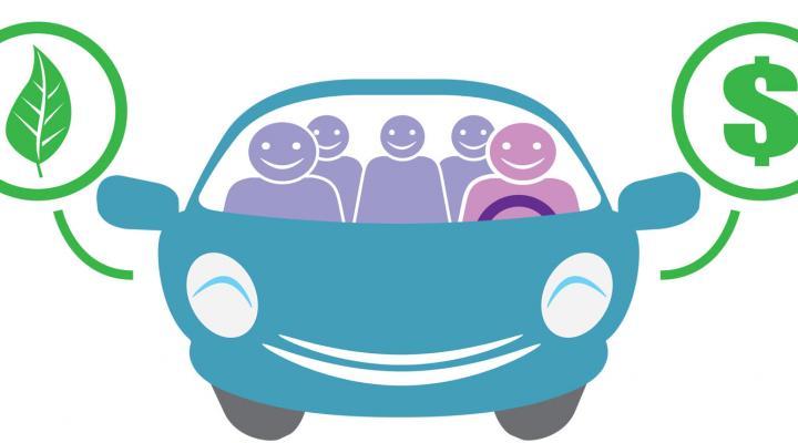 Drivers Carpooling