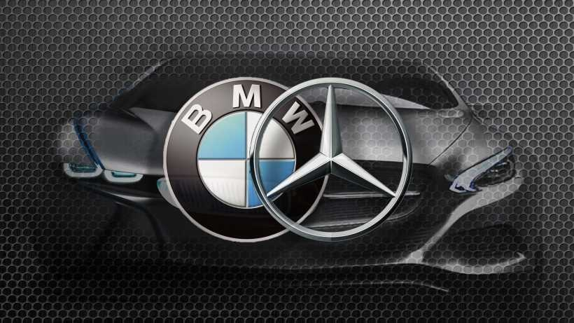 Image result for bmw and daimler