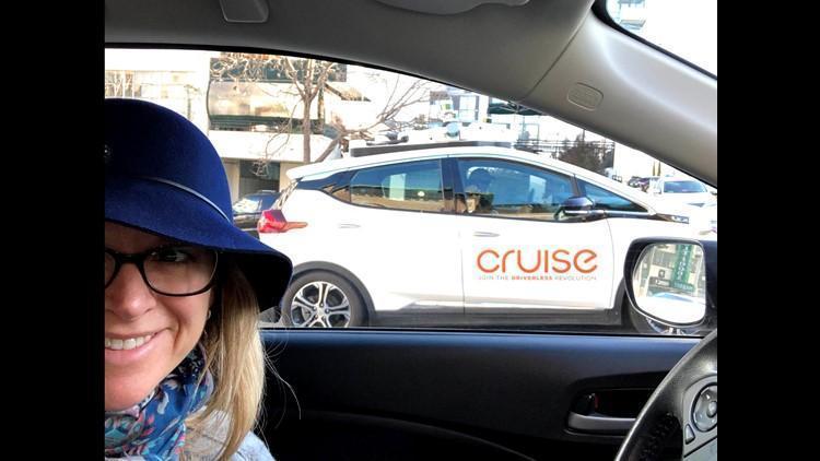 GM Ride-Share