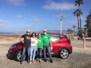Car-sharing EV