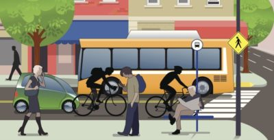 With new mobility options, Detroit goes multimodal