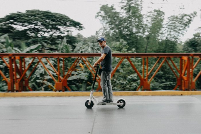 Unlike Bike Shares, Scooters Are Here to Stay