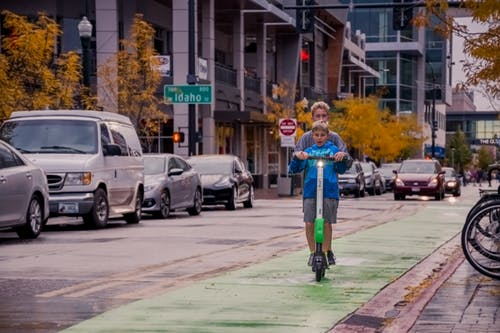 Not just for fun: the role of e-scooters in urban planning