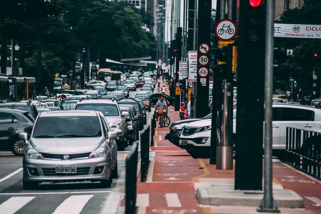 AI-powered traffic management is slashing Asia's congestion problem