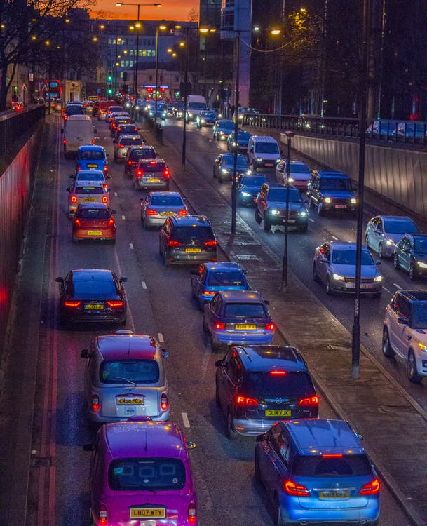 How IOT and big data are driving smart traffic management and smart cities