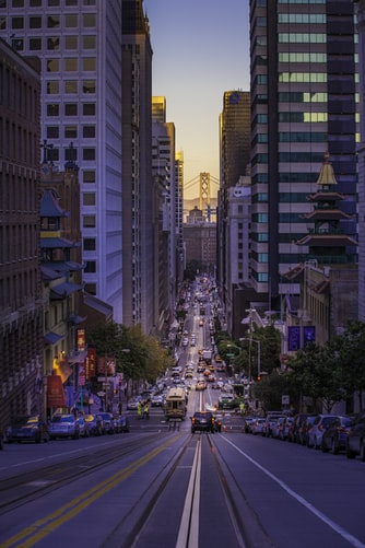 How San Francisco reduced traffic with smart parking?
